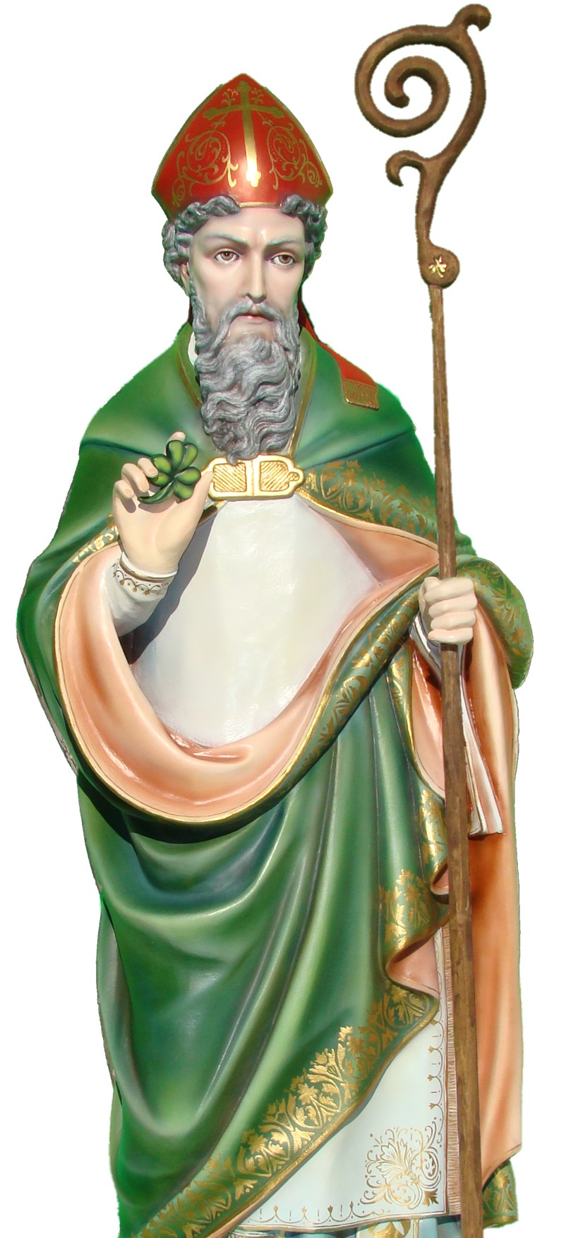 st patrick The history of st patrick's day storybook for kids may your blessings outnumberthe shamrocks that grow,and may trouble avoid youwherever you go–an.