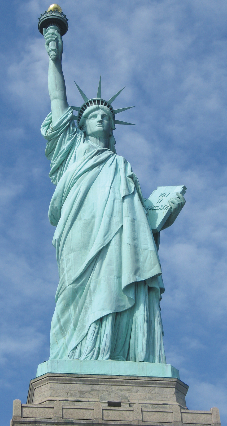The Flame of Liberty-Goddess of Liberty - Pathway for ...