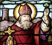 San Patricio vidrieras catedral armagh