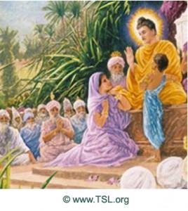 Gautama Wesak Teaching copyright TSL.org