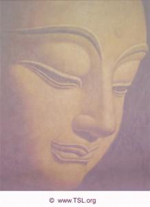 Gautama Violet Buddha copyright TSL.org