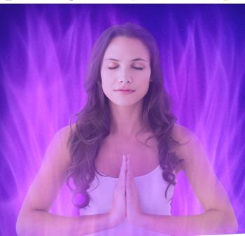 la llama violeta reto