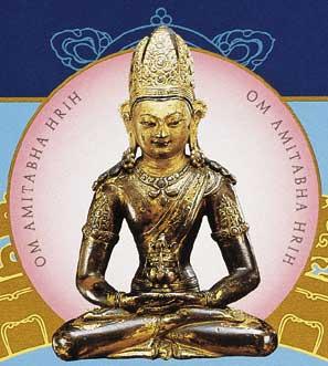 Amitabha, Buda Dhyani