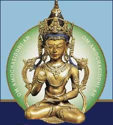 Amogasiddhi, Buda Dhyani