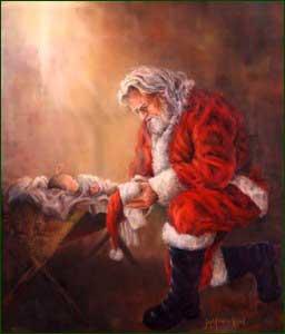 Santa Claus - Espíritu de la Navidad