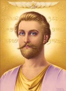 Saint Germain y la llama violeta