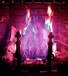 Ejercicio de fuego por Maitreya