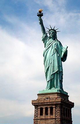 Goddess de libertad