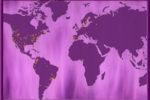 Un imán de llama violeta