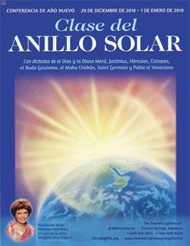 Clase del Anillo Solar - 2018