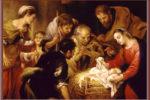 los pastores de la Navidad