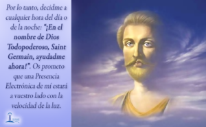 Amado Saint Germain cite