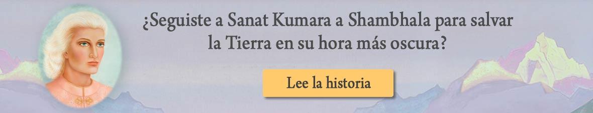 Historia de Sanat Kumara