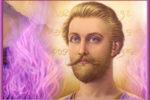 Saint Germain - la llama violeta