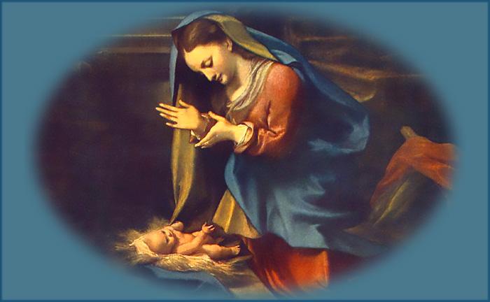 El nacimiento del Cristo en el alma