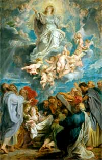 Madre Maria Ascension por Rubens