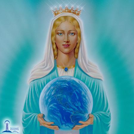 El acceso a la llama trina de Madre María | Maestros Ascendidos